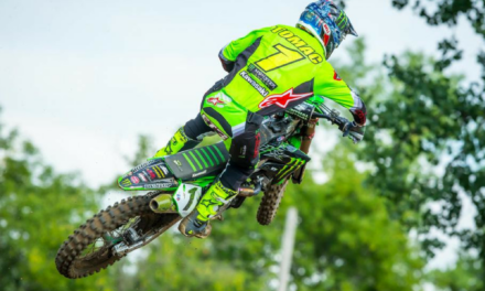Tomac Rebounds to Retake Point Lead at Spring Creek with Sixth Lucas Oil Pro Motocross Championship Victory