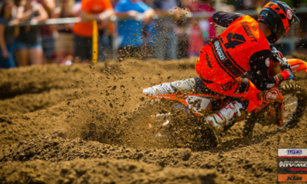Baggett Charges to 4th, Bloss 10th at Spring Creek MX   Team RMATVMC-KTM-WPS Race Report