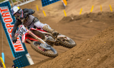 Roczen Impresses with Another Second Overall at Spring Creek National