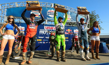 Tomac Wins in Style at Washougal for Seventh Lucas Oil Pro Motocross Championship Victory