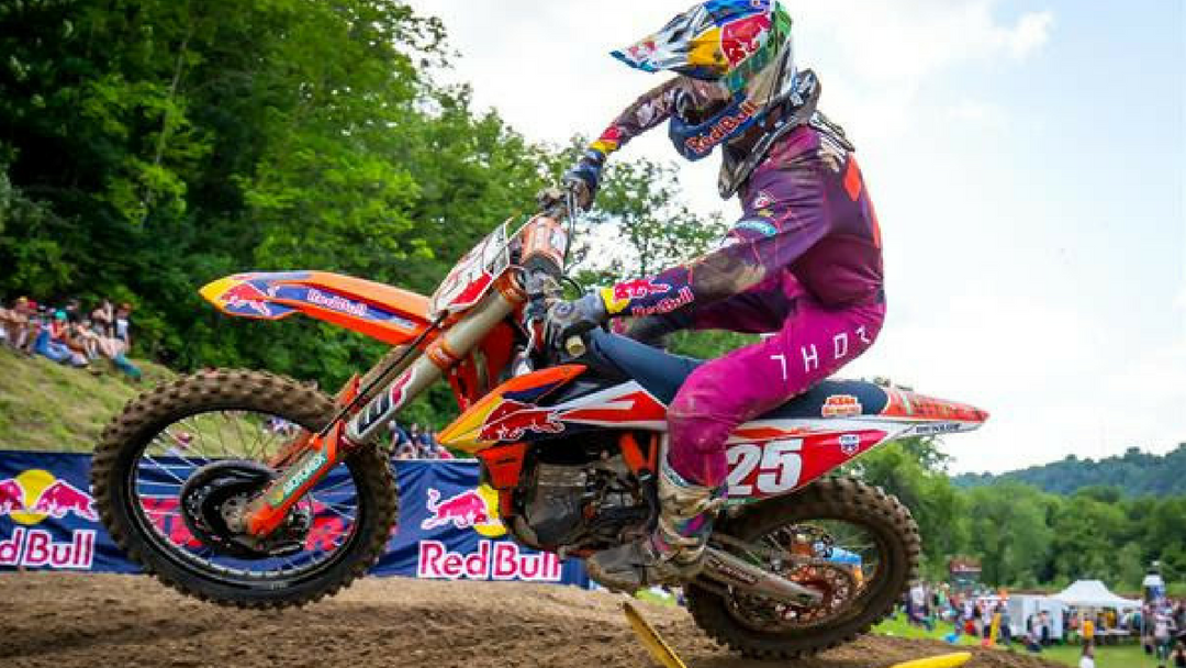 MUSQUIN EARNS VALUABLE POINTS WITH THIRD OVERALL AT SPRING CREEK MX NATIONAL