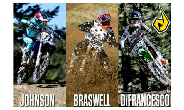 TEAM DUNLOP ELITE AMATEUR RIDERS TO REPRESENT THE USA