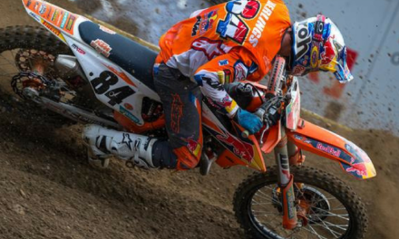 HERLINGS CELEBRATES 11 MXGP WINS FROM 14 ROUNDS IN CZECH REPUBLIC AS PRADO TAKES FIRST-EVER RED PLATE IN MX2