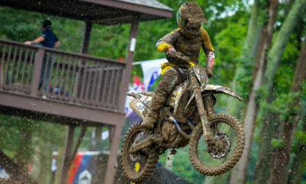 TOP-10 FOR NICOLETTI AND MOSIMAN AT IRONMAN MX!