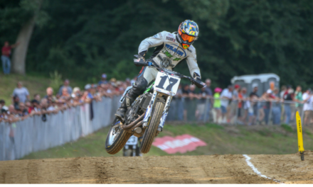"""""""King Henry"""" Wiles Reigns Again at Peoria TT"""