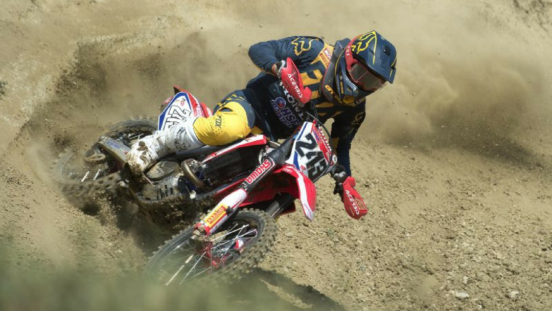 Second step of the podium for Gajser in MXGP of Bulgaria