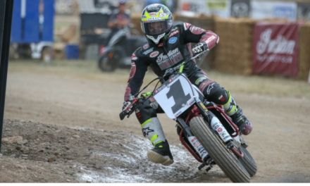 Indian Motorcycle Clinches Second Consecutive AFT Twins Manufacturer's Championship