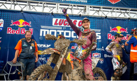 MARVIN MUSQUIN CLINCHES THE OVERALL WIN AT UNADILLA; KAILUB RUSSELL MAKES A SOLID AMA PRO MOTOCROSS DEBUT