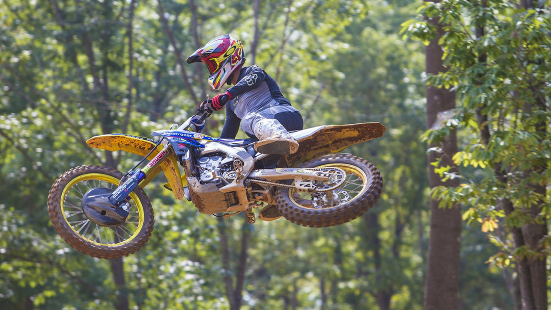 Chad Reed to Contest the Ironman Nation with the Autotrader/Yoshimura/Suzuki Factory Racing Team