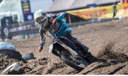 Todd clinches maiden Pirelli MX2 title as Webster wins at Coolum