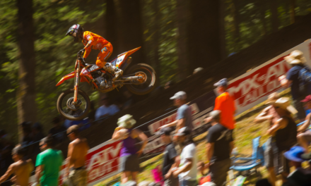 Baggett Charges to 5th, Bloss 7th at the Washougal MX   Team RMATVMC-KTM-WPS Race Report