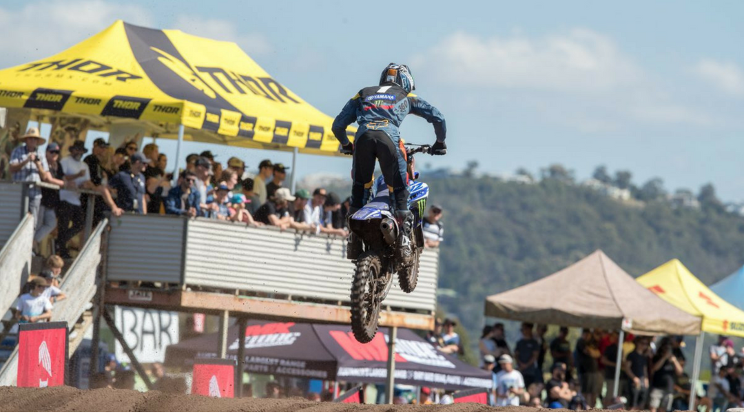 Ferris finishes Thor MX1 season with emphatic 10th round victory