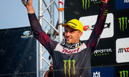 ANOTHER PODIUM FOR CLÉMENT DESALLE IN BULGARIA