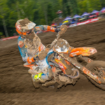 Baggett Fights to 10th, Bloss 11th at Ironman MX | Team RMATVMC-KTM-WPS Race Report