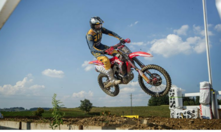 Vlaanderen bounces back with fourth place in second Swiss moto