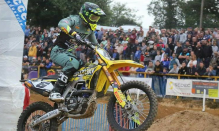 RAMETTE RETURNS FROM INJURY TO WIN PRO HEXIS SX