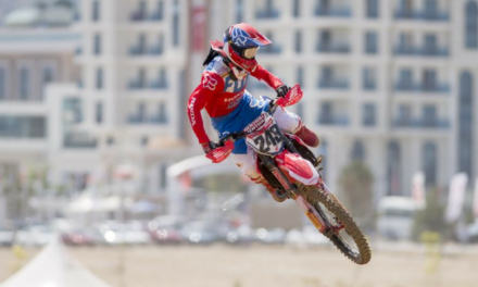 Gajser second overall in MXGP of Turkey