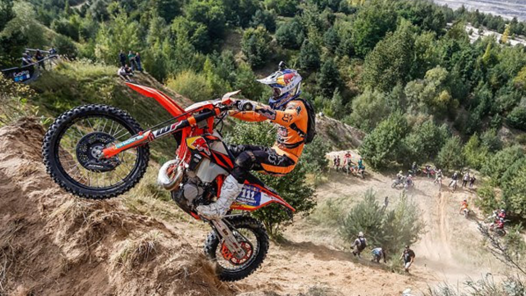 BLAZUSIAK BACK TO BEST WITH SECOND AT RED BULL 111 MEGAWATT