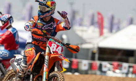 HERLINGS WITHIN TOUCHING DISTANCE OF MXGP TITLE AFTER TURKISH WIN