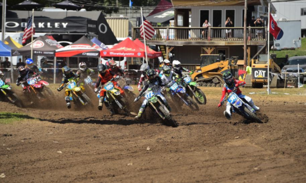 Jessica Patterson Classic Rescheduled for October 6-7