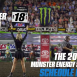 2019 Monster Energy Supercross Schedule To Be Released in 13 Days