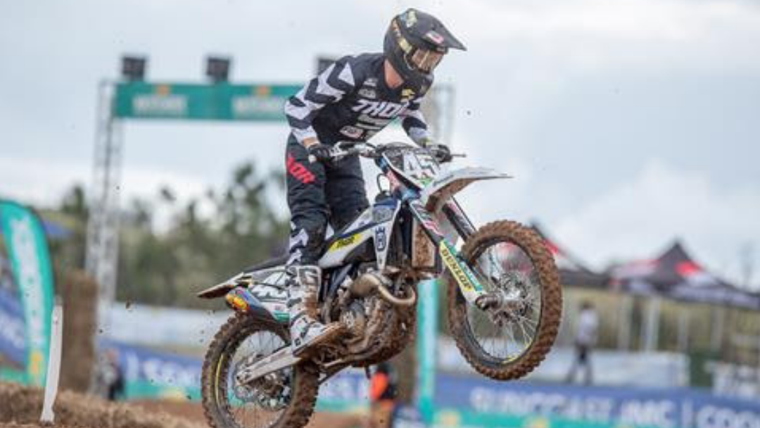 DPH Motorsport Husqvarna Moves to Second in the Title Hunt