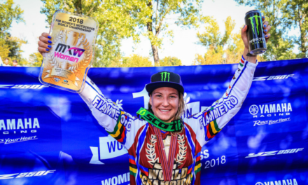 Fontanesi Fights to take 6th Women's Motocross World Championship in Italy!