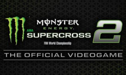 MONSTER ENERGY SUPERCROSS – THE OFFICIAL VIDEOGAME 2 COMING FEB. 2019