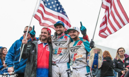 Team USA Wins Second-Straight Quadcross of Nations in Denmark