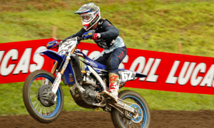 THOR MX EXTENDS CONTRACT WITH STAR RACING