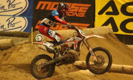 BETA USA SIGNS TY TREMAINE TO THE FACTORY RACE TEAM