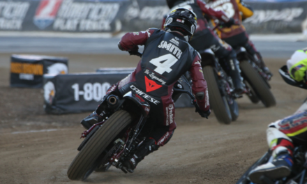 American Flat Track and Dainese Sign Enhanced 2019 Partnership Deal