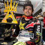 JASON ANDERSON CROWNED KING OF PARIS 2018