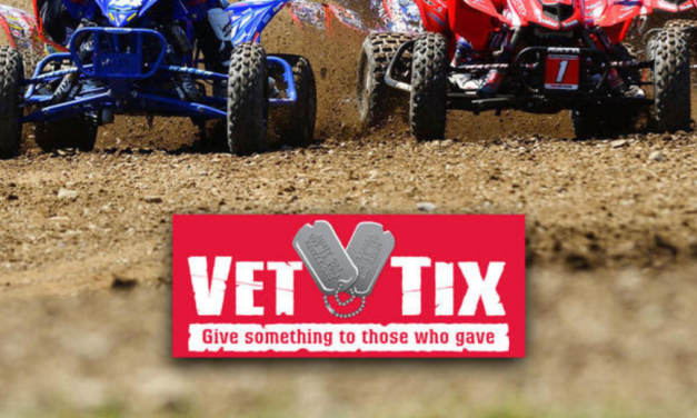 ATV Motocross and Vet Tix Continue Partnership to Provide Free Admission to Military Veterans During 2019 Season