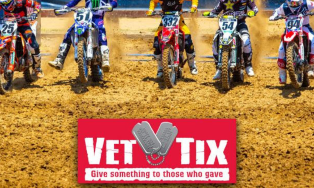 MX Sports Pro Racing and Vet Tix Continue Partnership, Will Provide Free Admission to Military Veterans During 2019 Lucas Oil Pro Motocross Championship