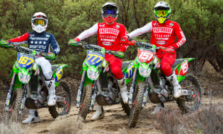 KAWASAKI TEAM GREEN™ RETURNS TO WEST COAST OFF-ROAD RACING WITH CHAPARRAL MOTORSPORTS PRECISION CONCEPTS RACE TEAM