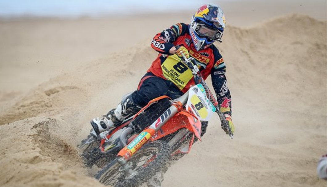NATHAN WATSON CLAIMS SECOND VICTORY IN FRENCH BEACH RACE SERIES