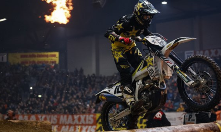 COLTON HAAKER FINISHES THIRD AT SUPERENDURO GERMANY