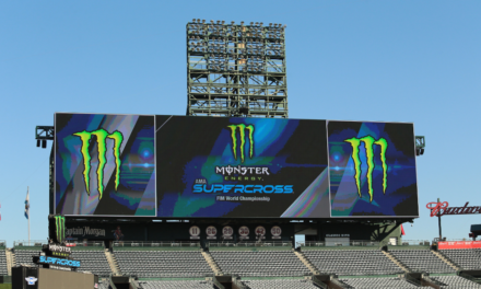 Results From 2019 Oakland Supercross