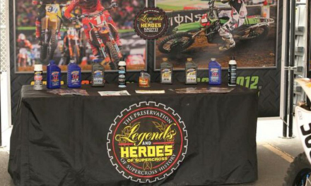 SPECTRO PERFORMANCE OILS PARTNERS WITH LEGENDS AND HEROES TOUR