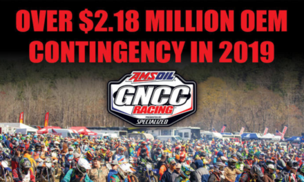 AMSOIL Grand National Cross Country Series Announces Over $2.1 Million Available in OEM Contingency For 2019 Season