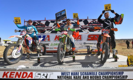 BETA FINISHES 2ND IN TWO CLASSES AT ROUND 2 OF  THE NATIONAL HARE & HOUND SERIES