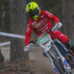WITKOWSKI HAS A 3RD PLACE PODIUM FINISH AT  ROUND 1 OF THE FULL GAS SPRINT ENDURO SERIES