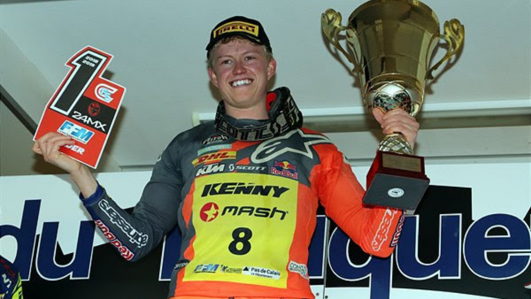WATSON CROWNED FRENCH BEACH RACE CHAMPION WITH ENDUROPALE DU TOUQUET VICTORY