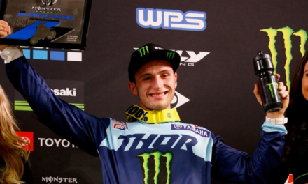 Cooper Scores First Career Podium as 250SX East Championship Kicks Off in Minneapolis