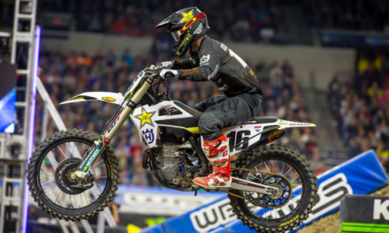 ZACH OSBORNE CLAIMS SEVENTH AT INDIANAPOLIS SX