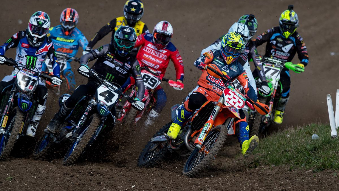 CAIROLI TAKES 87TH CAREER WIN IN GREAT BRITAIN AS VIALLE ALSO MAKES THE MX2 PODIUM