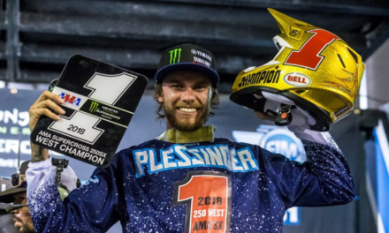 Aaron Plessinger: Off the Beaten Path, From GNCC to Supercross