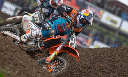 HOFER STARTS EMX250 EUROPEAN SEASON WITH SOLID 7TH IN ENGLAND