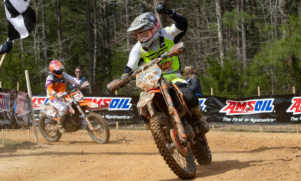 The Specialized General GNCC Women's Race Report